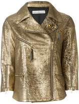 Golden Goose Deluxe Brand 'Road' biker jacket