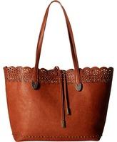 American West Darlington Filigree Day Tote Tote Handbags