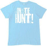 Micro Me Light Blue 'Hunt' Tee - Toddler & Boys