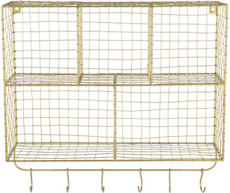 A By Amara Wire Shelves - 2 Tier