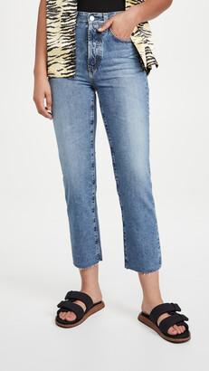 Alexxis Crop Jeans