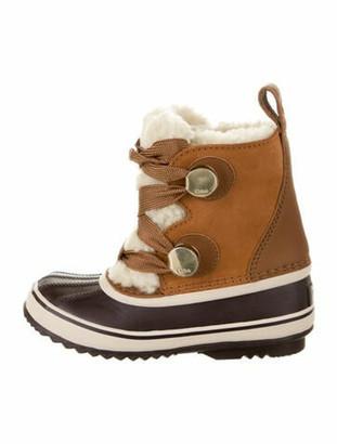 Sorel X Chloé Sorel x Chloe Suede Lace-Up Boots w/ Tags Brown Sorel x Chloe Suede Lace-Up Boots w/ Tags