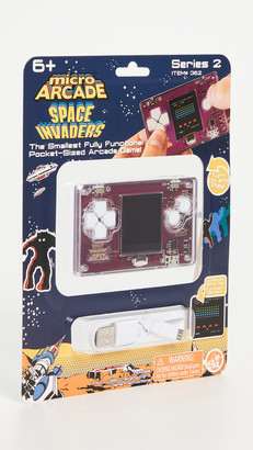 East Dane Gifts Space Invaders Micro Arcade Game
