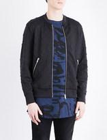 Diesel Joe star-embellished bomber jacket