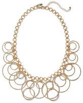 New York & Co. Circular Link Bib Necklace