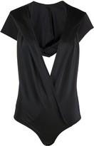 Balmain Hooded Bodysuit