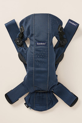 Anthropologie BabyBjorn Newborn Baby Carrier By in Blue Size ALL