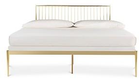 Safavieh Eliza Metal Bed, King