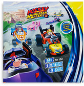 Disney Mickey and the Roadster Racers: Race for the Rigatoni Ribbon Book and CD