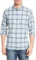 Grayers Men's Kendal Textured Twill Sport Shirt