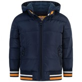 Levi's Levis KidswearBoys Blue Padded Doony Coat