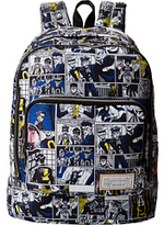 Marc by Marc Jacobs Ultimate Backpack Comic Print Backpack Bags