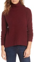 Madewell Women's Wafflestitch Turtleneck Sweater