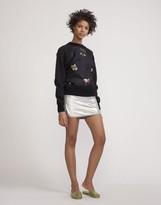 Cynthia Rowley Zodiac Print Sweatshirt