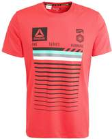Reebok Sports Shirt Glow Red