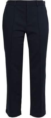 Raoul Cropped Stretch-cotton Slim-leg Pants