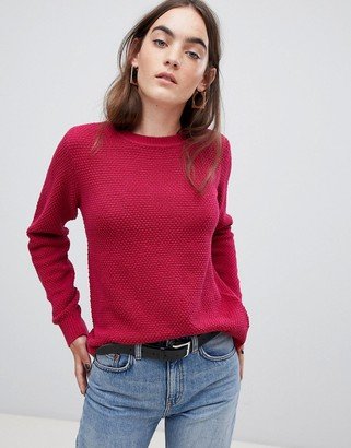 B.young Ribbed Sweater