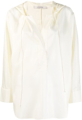 Dorothee Schumacher Hooded Pull Over