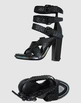 ALEXANDER WANG Platform sandals