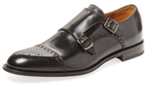 Antonio Maurizi Medallion-Toe Double Monkstrap
