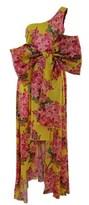 Leitmotiv Women's Multicolor Silk Dress.