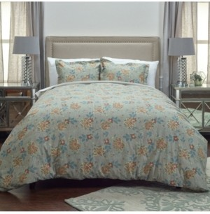 Riztex Usa Ilene's Garden Twin Xl Duvet Bedding