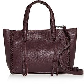 Callista Iconic Leather Mini Tote