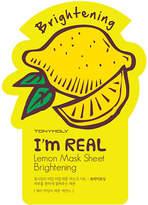 Tony Moly I am Real Lemon Brightening Mask Sheet
