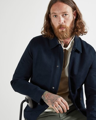 Ted Baker Cotton Harrington Jacket
