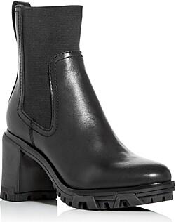 Rag & Bone Women's Shiloh Block High-Heel Platform Boots