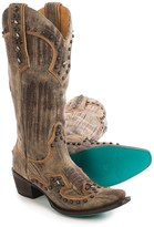 Lane Boots Your Majesty Cowboy Boots - Leather (For Women)