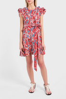 Isabel Marant Unity Floral Dress