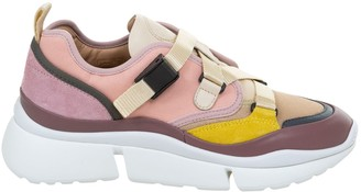 Chloé Strappy Sneakers