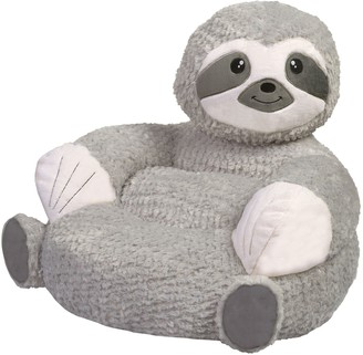 Trend Lab Children's Plush Sloth Character Chair