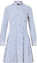 Polo Ralph Lauren Pleated Poplin Shirtdress