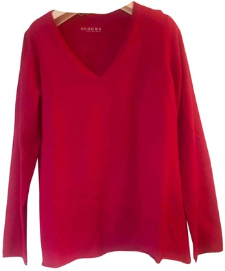 81 Hours 81hours Pink Cashmere Knitwear for Women
