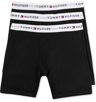 Tommy Hilfiger Men Cotton Boxer Brief 3-Pack