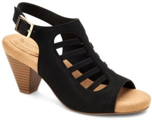 Giani Bernini Caged Caileigh Dress Sandals, Created for Macy's Women's Shoes