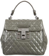 Chanel Glazed Calfskin Quilted Mademoiselle Kelly Flap Bag
