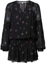 Veronica Beard embroidered shift dress