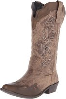 DOLCE by Mojo Moxy Women's Quiggly Western Boot
