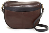 Tignanello Classic Leather Equestrian Crossbody