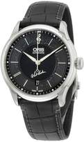 Oris Limited Edition 73375914084SETLS Black Dial Stainless Steel 40mm Mens Watch