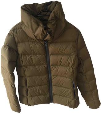 Colmar Khaki Coat for Women