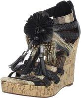 Two Lips Women's Preen Wedge Sandal
