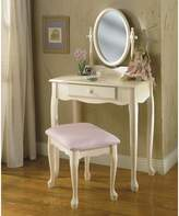 Powell Vanity & Bench Set