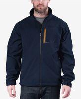 Hawke & Co. Outfitters Men's Big & Tall Fleece Jacket