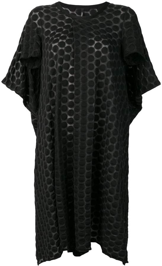 Pierantonio Gaspari Pierantoniogaspari asymmetric loose fit dress