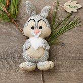 Disney Thumper Parks Storybook Plush Ornament