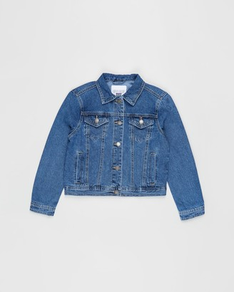 Cotton On Hazel Denim Jacket - Teens